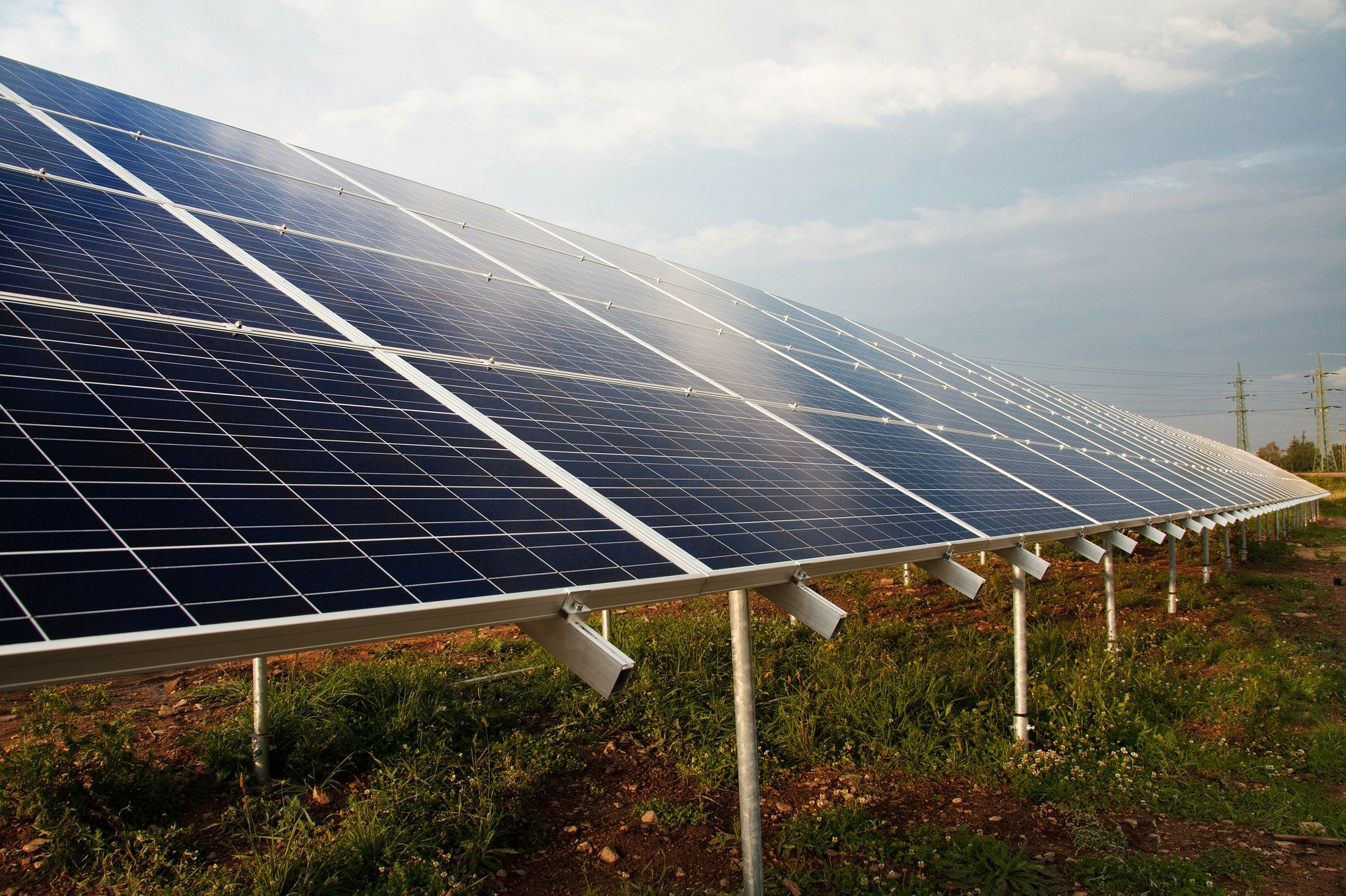 Solcellerpaneler